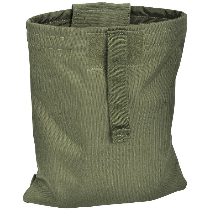 HELIKON-TEX BRASS ROLL POUCH - OLIVE GREEN