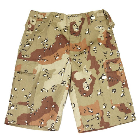 HIGH DESERT BERMUDAS - 6 COLOR DESERT - Hock Gift Shop | Army Online Store in Singapore