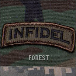 MSM INFIDEL TAB - FOREST - Hock Gift Shop | Army Online Store in Singapore