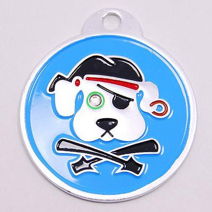 PIRATE DOGGY PET TAG - Hock Gift Shop | Army Online Store in Singapore