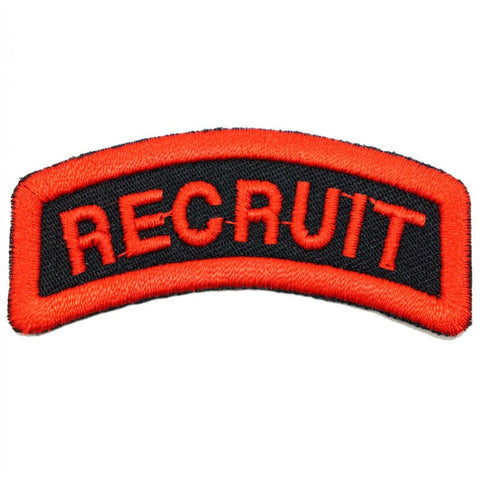 RECRUIT TAB - BLACK - Hock Gift Shop | Army Online Store in Singapore