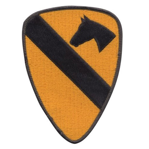 ROTHCO 1ST CAVALRY PATCH - Hock Gift Shop | Army Online Store in Singapore