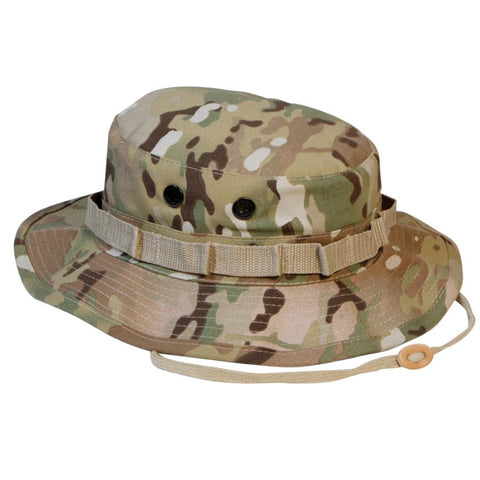 ROTHCO BOONIE HAT - MULTICAM - Hock Gift Shop | Army Online Store in Singapore