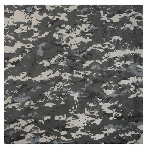 ROTHCO COLORED CAMO BANDANA - SUBDUED URBAN DIGITAL - Hock Gift Shop | Army Online Store in Singapore