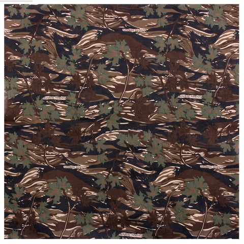 ROTHCO COLORED CAMO BANDANA - SMOKEY BRANCH - Hock Gift Shop | Army Online Store in Singapore