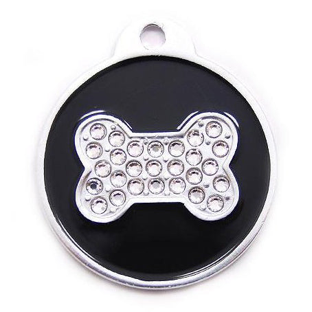 ROUND GLITTER DOG BONE - Hock Gift Shop | Army Online Store in Singapore