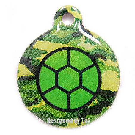 TURTLE SHELL TAG