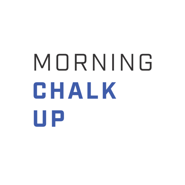 Donate To Morning Chalk Up