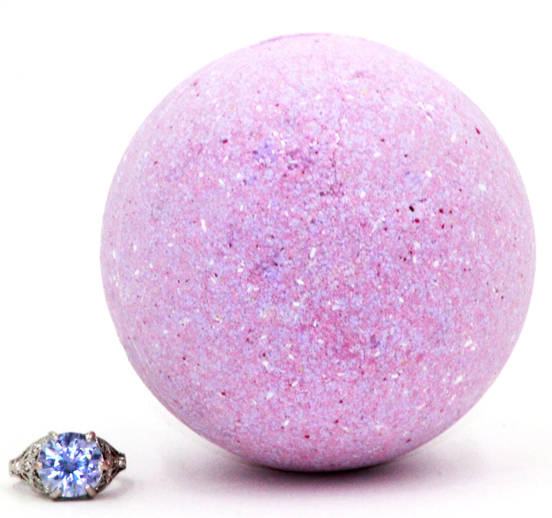 Fresh Lavender Ring Bath Bomb (Pick Your Size)