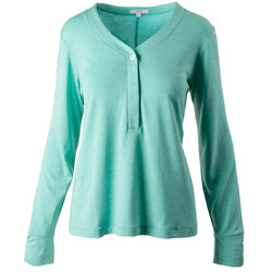 Tilley Clearwater Top BLCT1 Turquoise