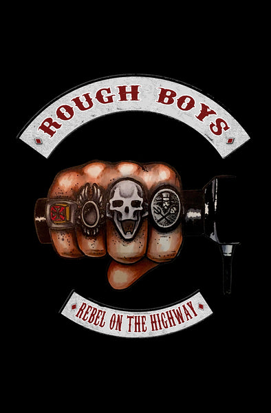 Rough Boys Official Movie Poster