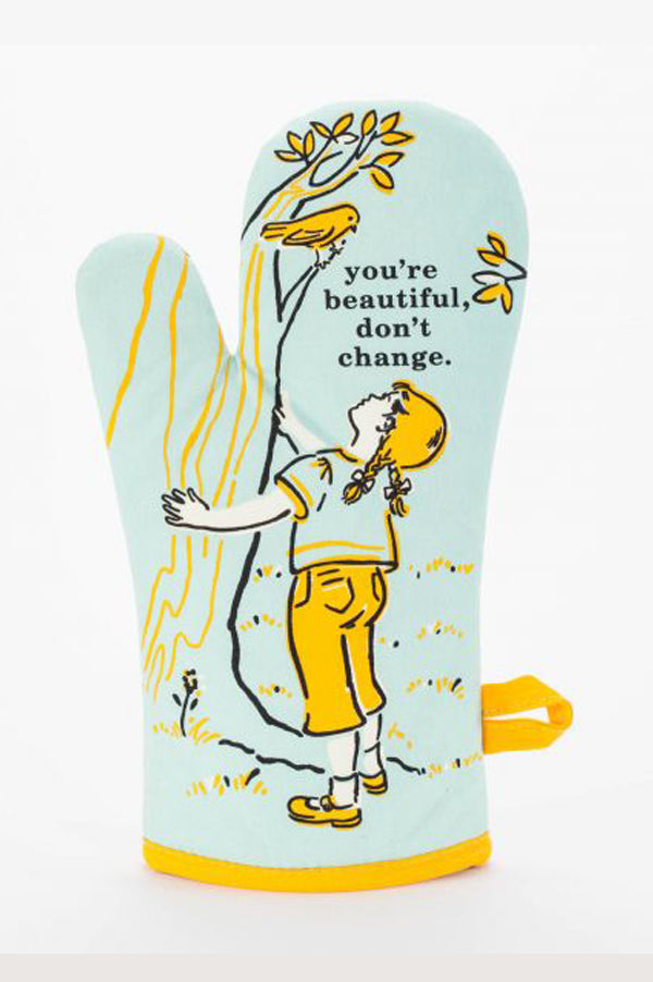 Oven Mitt | You're Beautiful