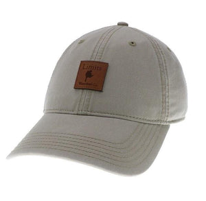 Khaki Dad Hat-hat-Limits Waterfowl Co.-Limits Waterfowl Co.
