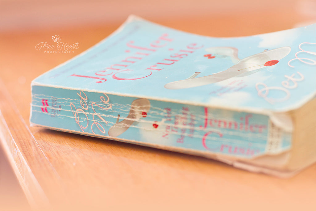 Read a Book - Three Hearts Photography Blog