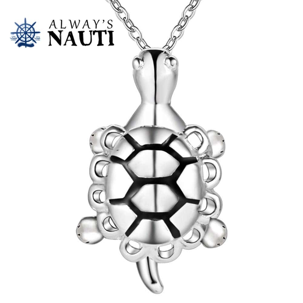 Beautiful Sea Turtle Nautical Jewelry For Women