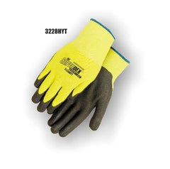 Majestic Super-Dex Nitrile Coated Hi-Vis Thermal Gloves 3228HYT (one dozen)