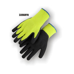 Majestic Winter Thermal 3396HYN Hi-Vis Grip Gloves (one dozen)
