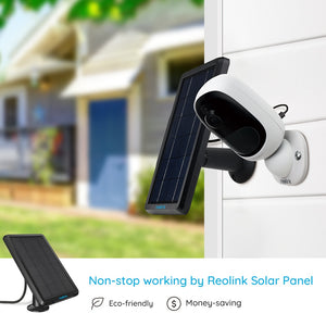 Wireless IP Camera outdoor with Battery and Solar Charger