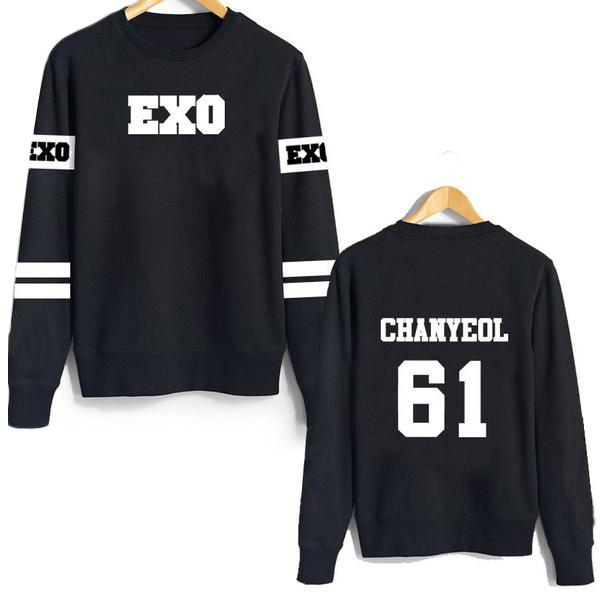 EXO 'Casual' Sweater thekpopdept - KPOP AIR