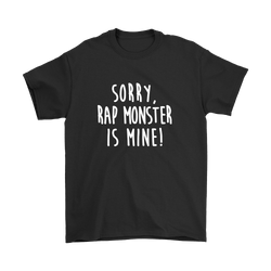 Rap Monster is Mine T-Shirt teelaunch - KPOP AIR