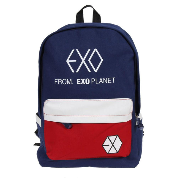 EXO 'Travel' Backpack thekpopdept - KPOP AIR