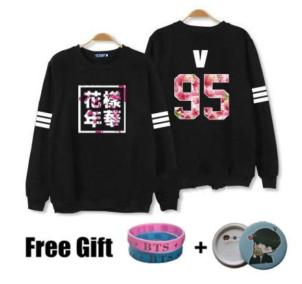 BTS 'MBMIL' Sweater thekpopdept - KPOP AIR