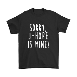 J-Hope is Mine T-Shirt teelaunch - KPOP AIR