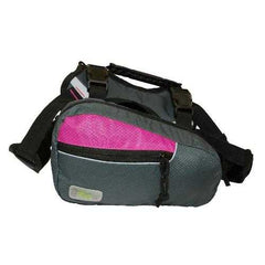 GF Pet Dog Backpack - Fuchsia