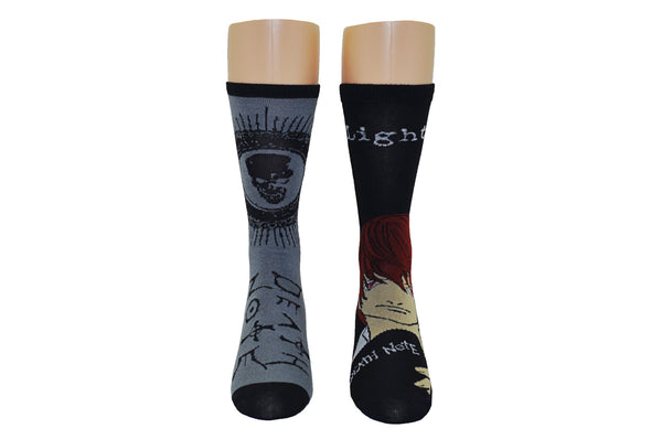 Death Note Light 2 Pair Pack Crew