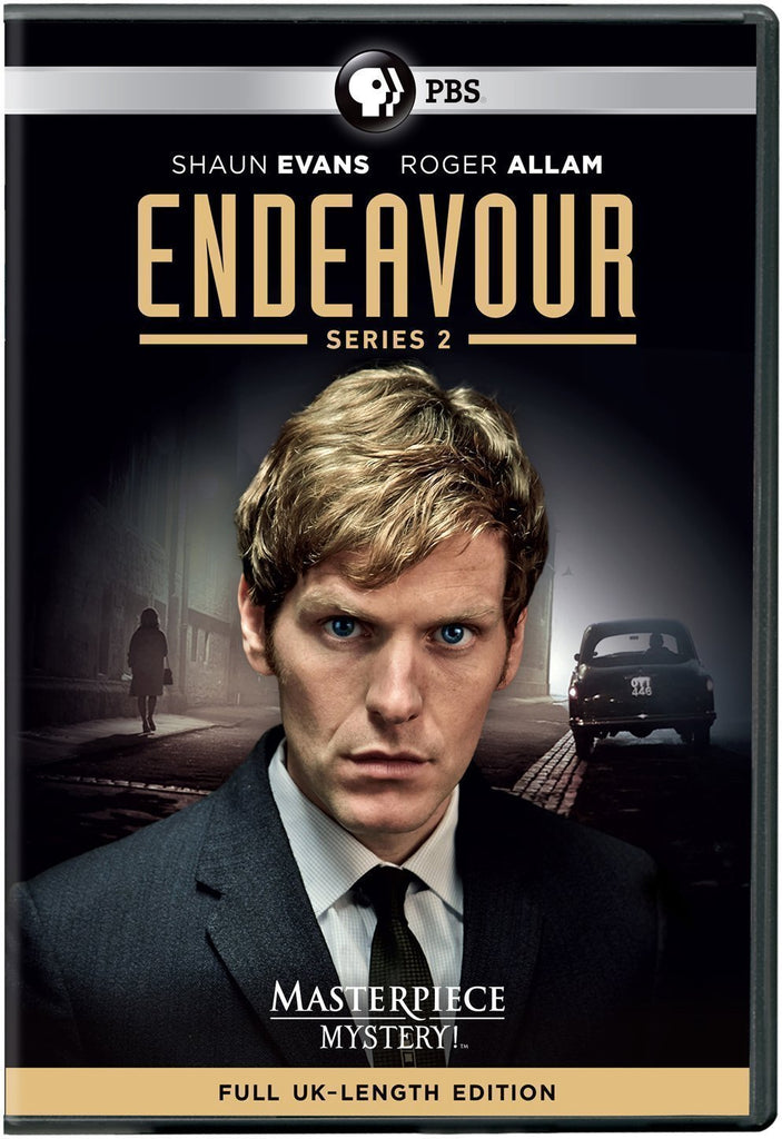 Masterpiece Mystery!: Endeavour: Series Two