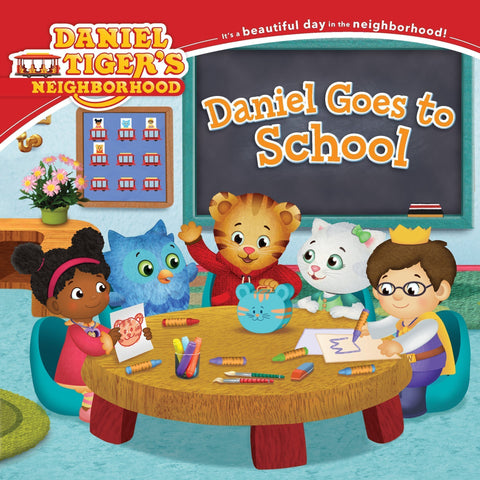 Daniel Tiger: Daniel Goes to School