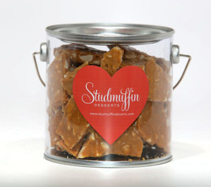 LOVE BUCKET OF GLUTEN-FREE BLEECKER STREET BRITTLE