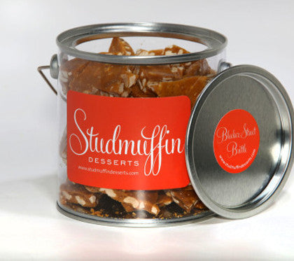 STUD BUCKET OF GLUTEN-FREE  BLEECKER STREET BRITTLE