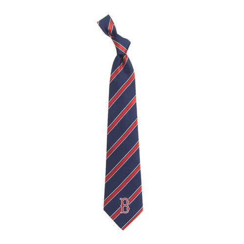 Boston Red Sox Tie Woven Poly 1