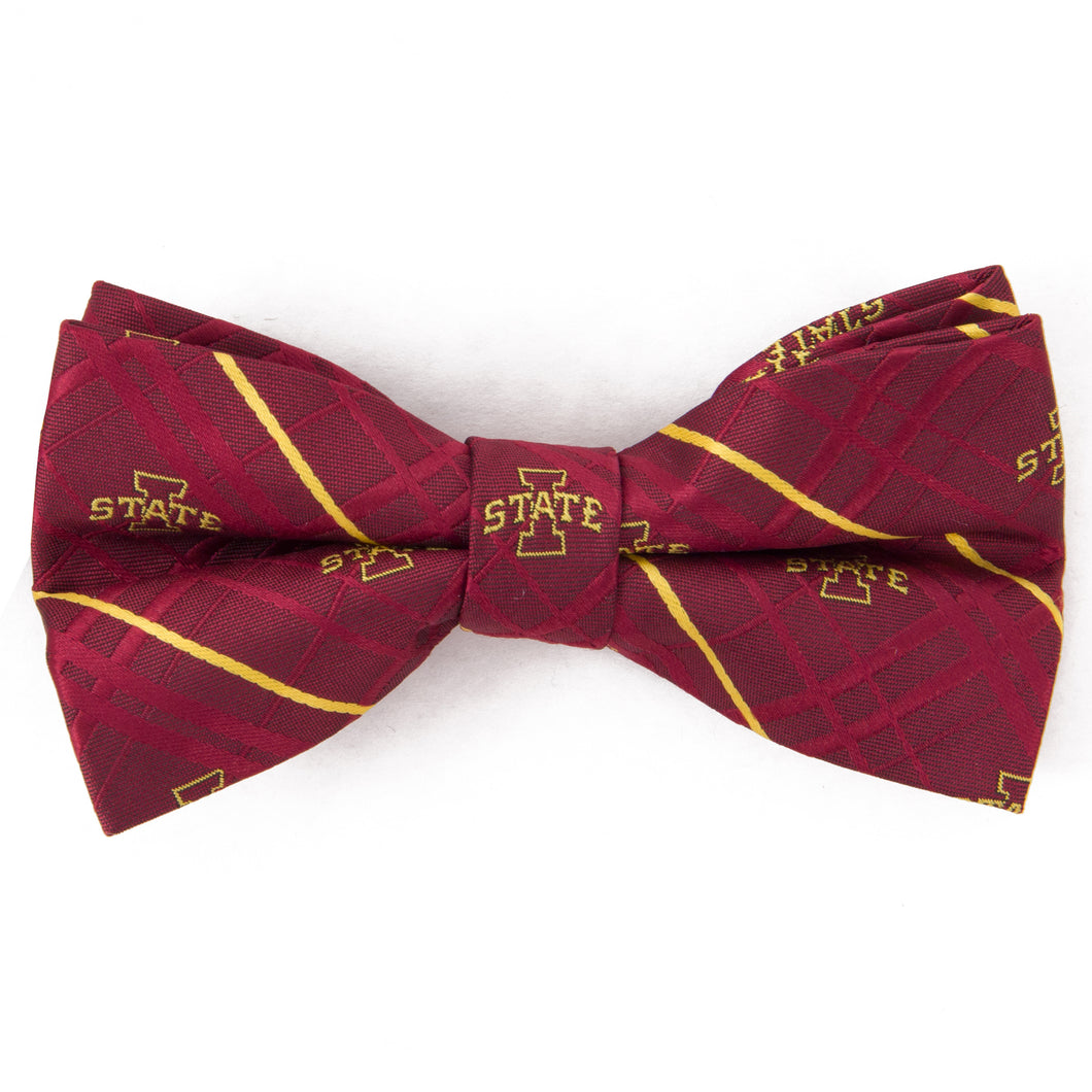 Iowa State Bow Tie Oxford
