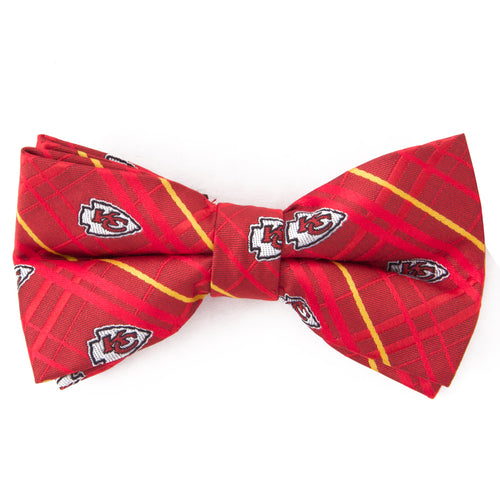 Kansas City Chiefs Bow Tie Oxford