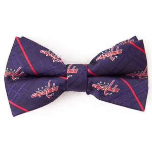 Capitals Bow Tie Oxford