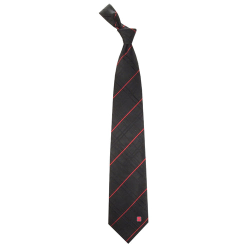 NC State Wolfpack Tie Oxford Woven