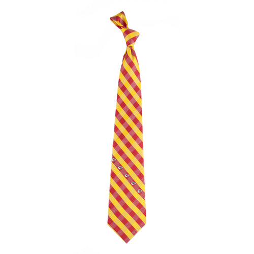 Kansas City Chiefs Tie Check