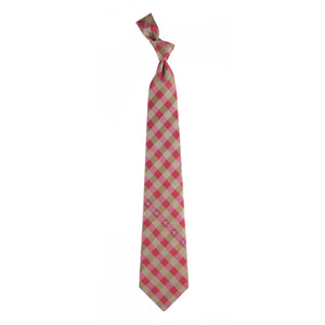 San Francisco 49ers Tie Check