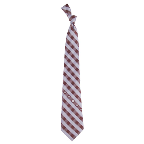 Mississippi State Tie Check