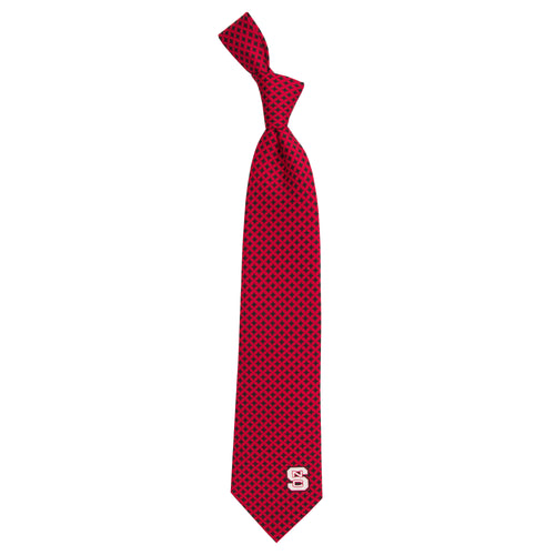 NC State Wolfpack Tie Diamante