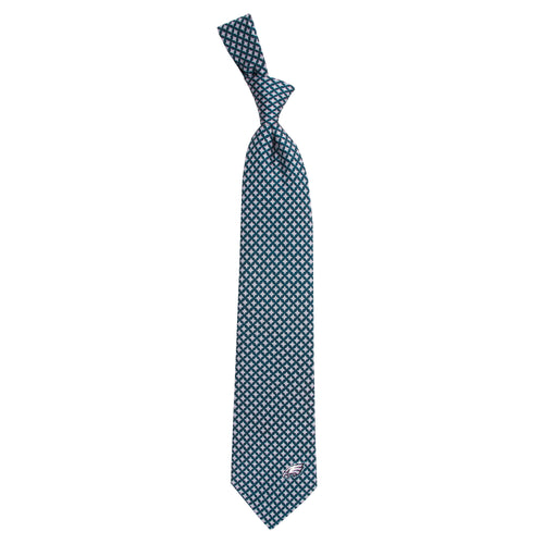 Philadelphia Eagles Tie Diamante