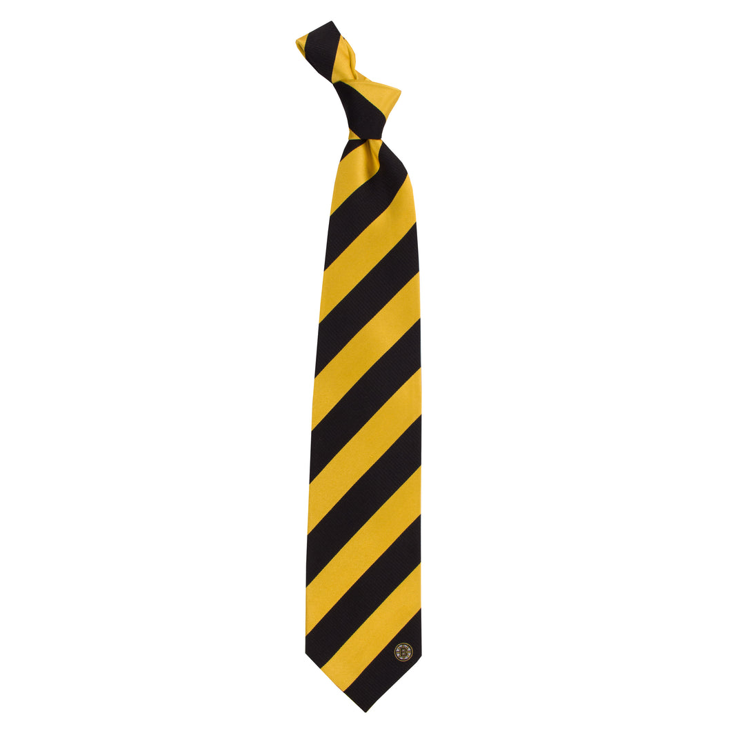 Bruins Tie Regiment