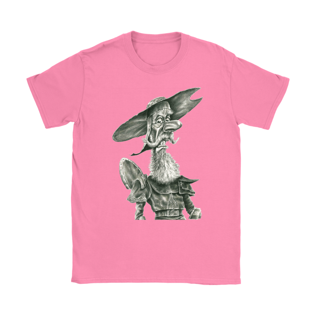 Don Quixote Women's T-Shirt