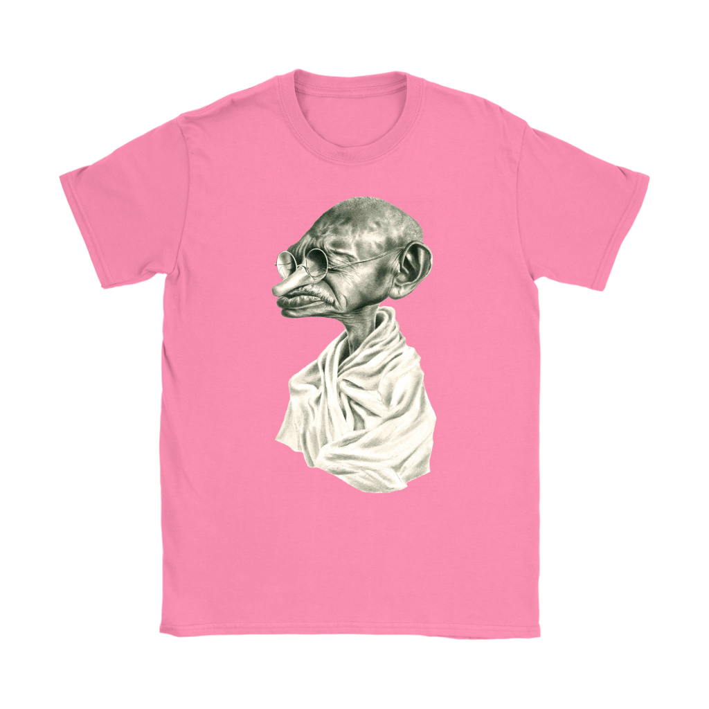 Gandhi Women's T-Shirt