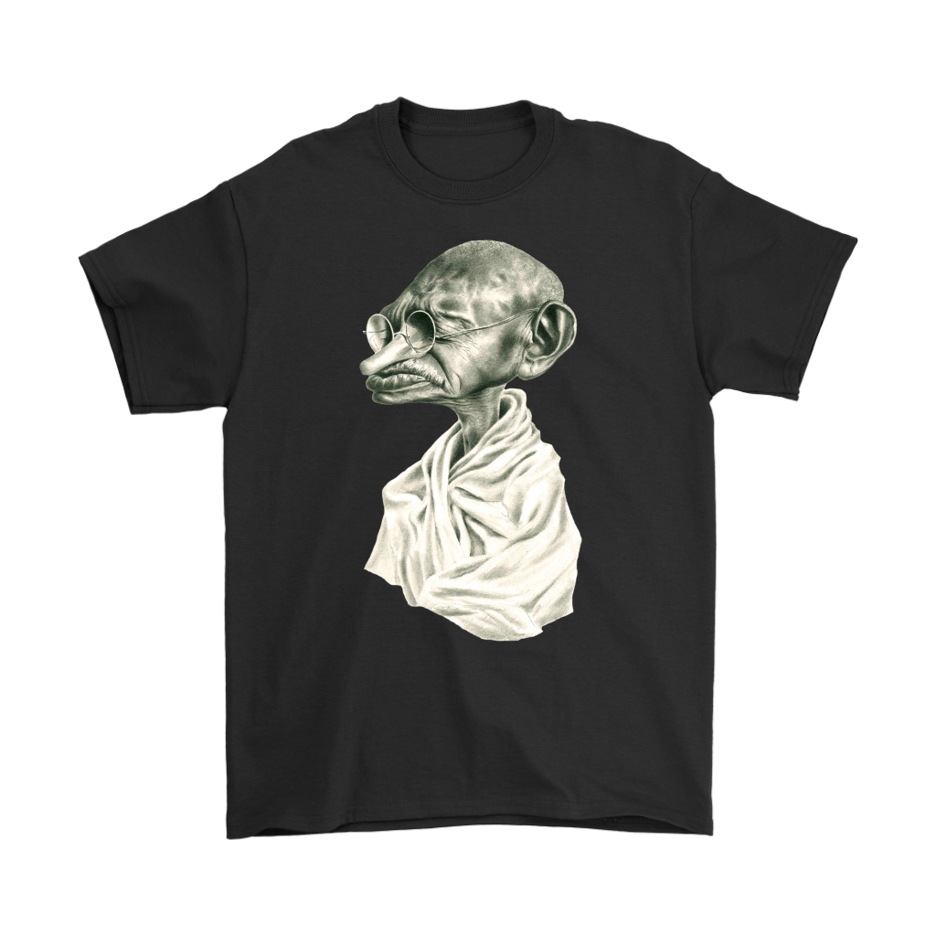 Gandhi Men's T-Shirt