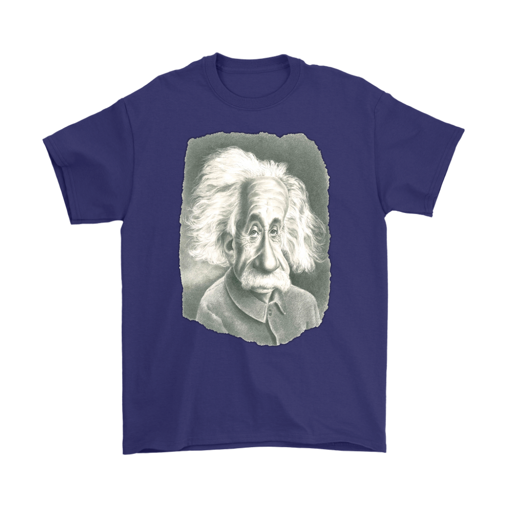Albert Einstein Men's T-Shirt