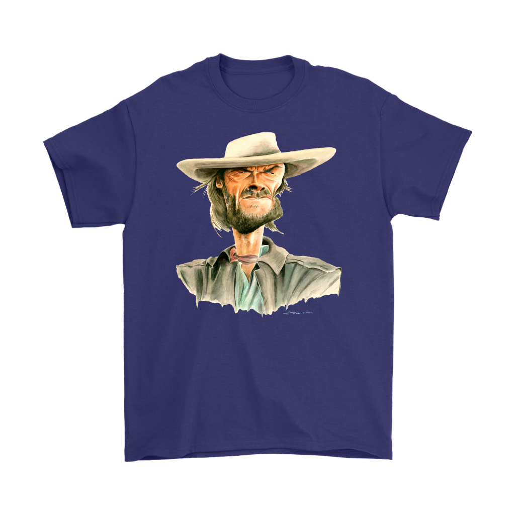 Clint Eastwood Men's T-Shirt