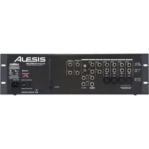 Alesis MultiMix 10 Wireless Rackmount Mixer with Bluetooth